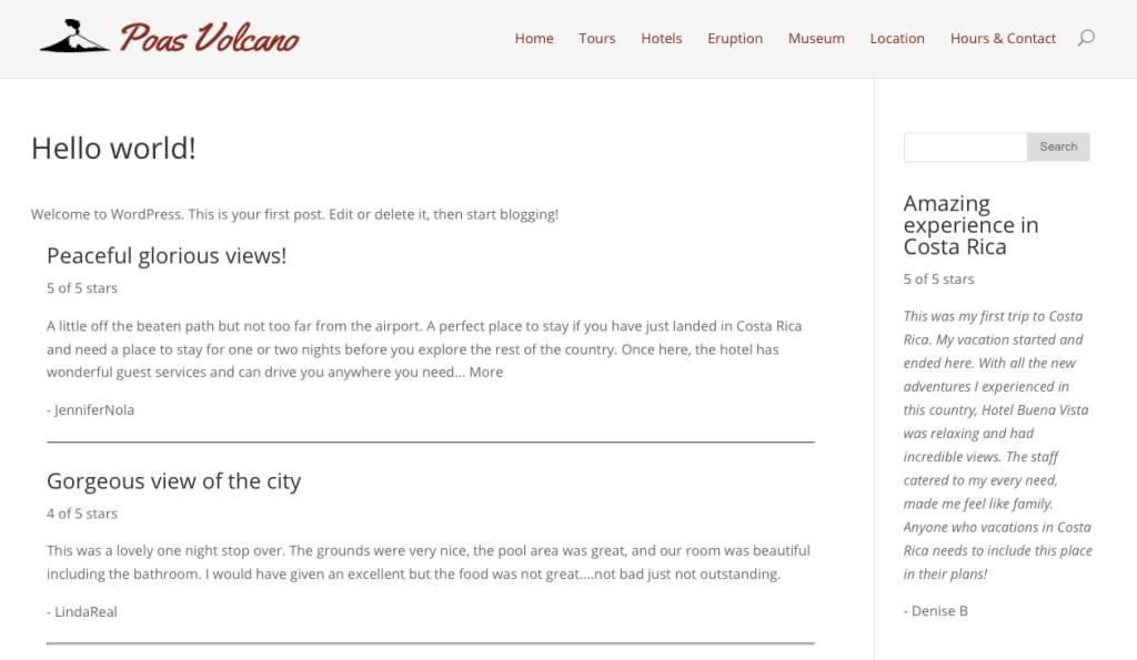 rss reviews Plugin Sidebar and short code